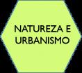 natureza e urbanismo