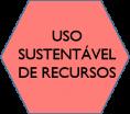 uso sustentavel de recursos